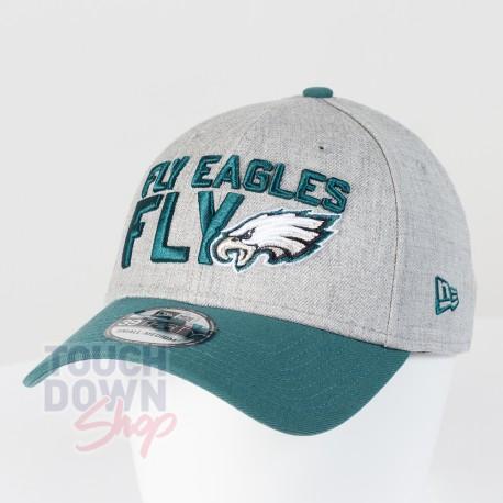 Casquette Philadelphia Eagles NFL Draft 2018 39THIRTY New Era - Touchdown Shop