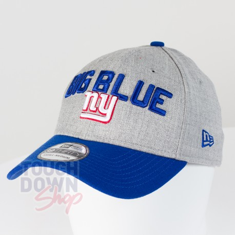 Casquette New York Giants NFL Draft 2018 39THIRTY New Era - Touchdown Shop