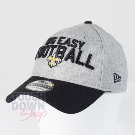 Casquette New Orleans Saints NFL Draft 2018 39THIRTY New Era - Touchdown Shop