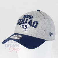 Casquette Los Angeles Rams NFL Draft 2018 39THIRTY New Era - Touchdown Shop