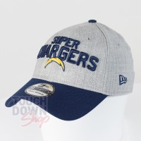 Casquette Los Angeles Chargers NFL Draft 2018 39THIRTY New Era - Touchdown Shop