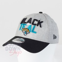 Casquette Jacksonville Jaguars NFL Draft 2018 39THIRTY New Era - Touchdown Shop