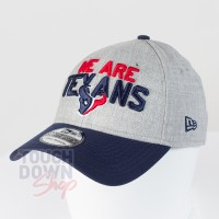 Casquette Houston Texans NFL Draft 2018 39THIRTY New Era