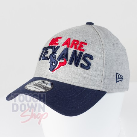 Casquette Houston Texans NFL Draft 2018 39THIRTY New Era - Touchdown Shop