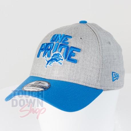 Casquette Detroit Lions NFL Draft 2018 39THIRTY New Era - Touchdown Shop