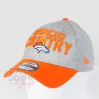 Casquette Denver Broncos NFL Draft 2018 39THIRTY New Era