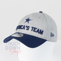 Casquette Dallas Cowboys NFL Draft 2018 39THIRTY New Era - Touchdown Shop
