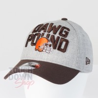 Casquette Cleveland Browns NFL Draft 2018 39THIRTY New Era - Touchdown Shop