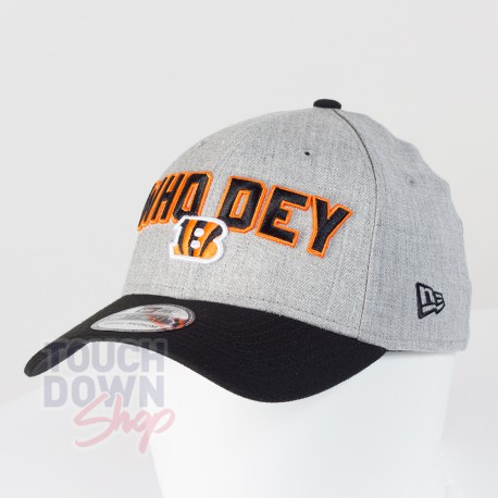 Casquette Cincinnati Bengals NFL Draft 2018 39THIRTY New Era - Touchdown Shop