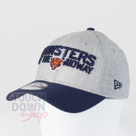 Casquette Chicago Bears NFL Draft 2018 39THIRTY New Era - Touchdown Shop
