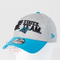 Casquette Carolina Panthers NFL Draft 2018 39THIRTY New Era - Touchdown Shop