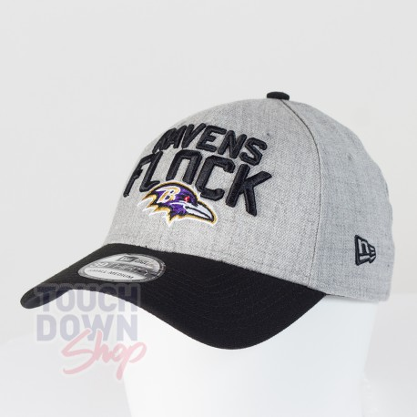 Casquette Baltimore Ravens NFL Draft 2018 39THIRTY New Era - Touchdown Shop