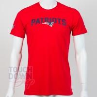 T-shirt New England Patriots NFL dryera New Era - Touchdown Shop