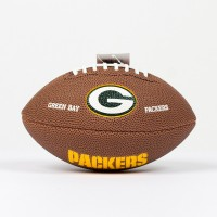 Mini ballon de Football Américain NFL Green Bay Packers