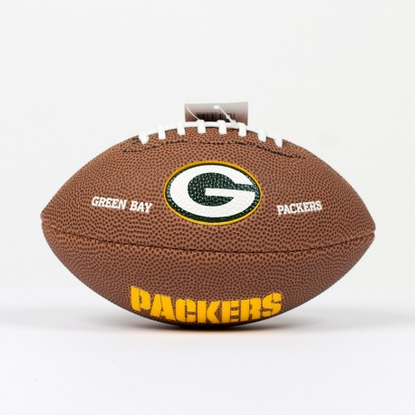 Mini ballon NFL Green Bay Packers - Touchdown shop