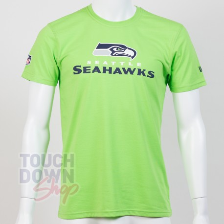 T-shirt Seattle Seahawks NFL dryera New Era - Touchdown Shop