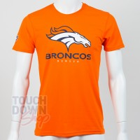 T-shirt Denver Broncos NFL dryera New Era - Touchdown Shop