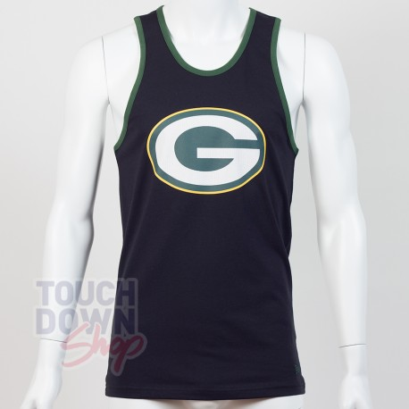 Débardeur Green Bay Packers NFL dryera New Era - Touchdown Shop