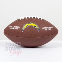 Ballon de Football Américain NFL Los Angeles Chargers