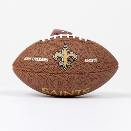 Mini ballon NFL New Orleans Saints - Touchdown shop