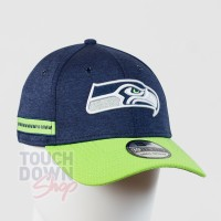 Casquette Seattle Seahawks NFL Sideline home 39THIRTY New Era - Touchdown Shop