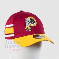 Casquette Washington Redskins NFL Sideline home 39THIRTY New Era - Touchdown Shop