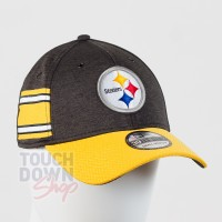 Casquette Pittsburgh Steelers NFL Sideline home 39THIRTY New Era - Touchdown Shop