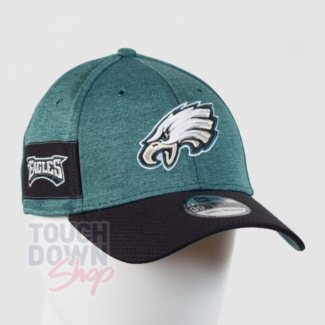 b16b9f6289a44 Casquette Philadelphia Eagles NFL Sideline home 39THIRTY New Era -  Touchdown Shop