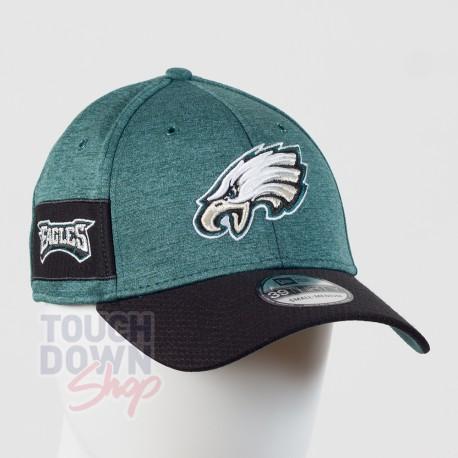 Casquette Philadelphia Eagles NFL Sideline home 39THIRTY New Era - Touchdown Shop