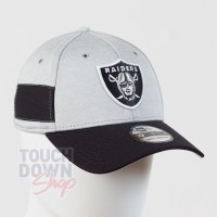 Casquette Oakland Raiders NFL Sideline home 39THIRTY New Era - Touchdown Shop