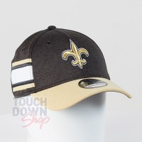 Casquette New Orleans Saints NFL Sideline home 39THIRTY New Era