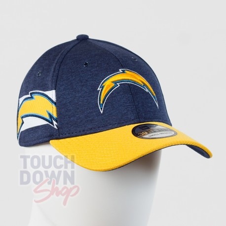 Casquette Los Angeles Chargers NFL Sideline home 39THIRTY New Era - Touchdown Shop