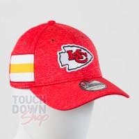 Casquette Kansas City Chiefs NFL Sideline home 39THIRTY New Era - Touchdown Shop