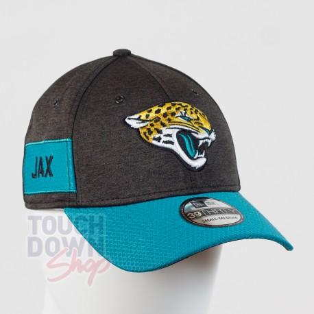 Casquette Jacksonville Jaguars NFL Sideline home 39THIRTY New Era - Touchdown Shop