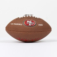 Mini ballon de Football Américain NFL San Francisco 49ers