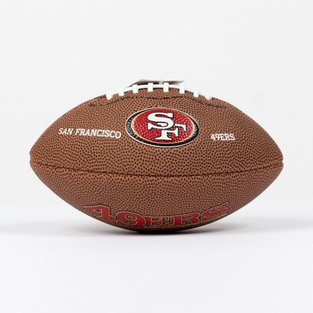 Mini ballon NFL San Francisco 49ers - Touchdown shop