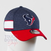Casquette Houston Texans NFL Sideline home 39THIRTY New Era
