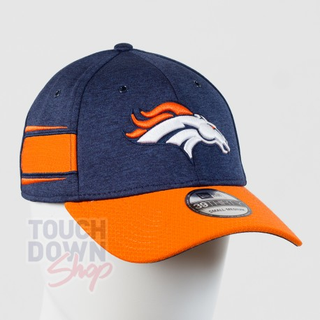 Casquette Denver Broncos NFL Sideline home 39THIRTY New Era - Touchdown Shop