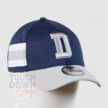Casquette Dallas Cowboys NFL Sideline home 39THIRTY New Era - Touchdown Shop