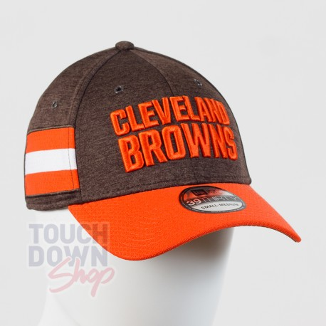 Casquette Cleveland Browns NFL Sideline home 39THIRTY New Era - Touchdown Shop