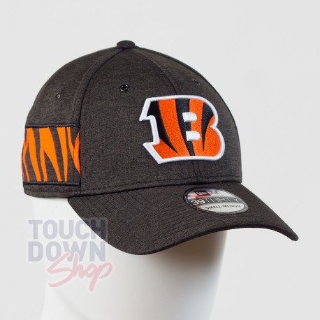 Casquette Cincinnati Bengals NFL Sideline home 39THIRTY New Era - Touchdown Shop