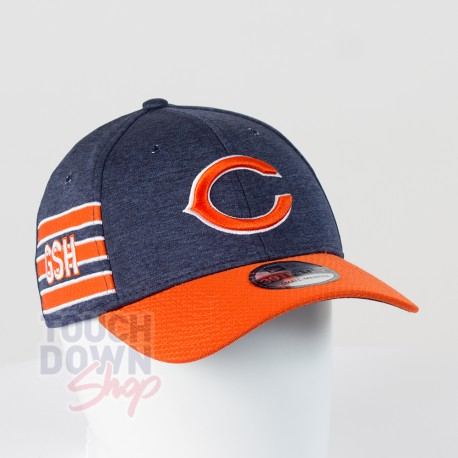 Casquette Chicago Bears NFL Sideline home 39THIRTY New Era - Touchdown Shop
