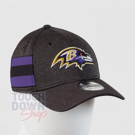 Casquette Baltimore Ravens NFL Sideline home 39THIRTY New Era - Touchdown Shop