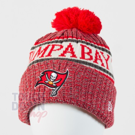 Bonnet Tampa Bay Buccaneers NFL On Field 2018 sport New Era - Touchdown Shop