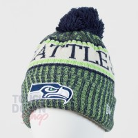 Bonnet Seattle Seahawks NFL On Field 2018 sport New Era - Touchdown Shop