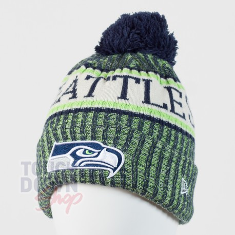 Bonnet Seattle Seahawks NFL On Field 2018 sport New Era - Touchdown Shop