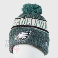 Bonnet Philadelphia Eagles NFL On Field 2018 sport New Era - Touchdown Shop