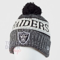 Bonnet Oakland Raiders NFL On Field 2018 sport New Era