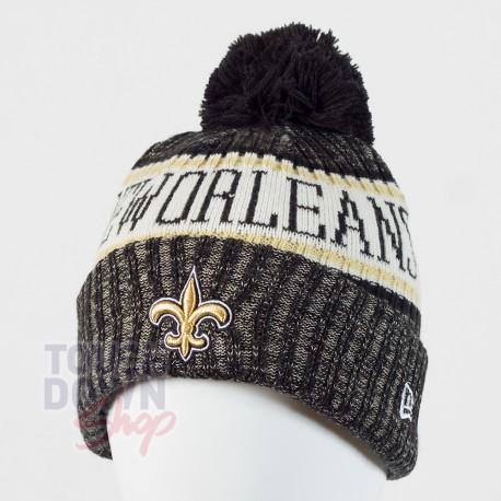 Bonnet New Orleans Saints NFL On Field 2018 sport New Era - Touchdown Shop