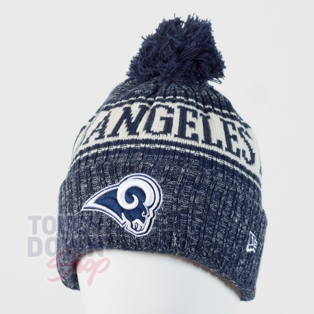 Bonnet Los Angeles Rams NFL On Field 2018 sport New Era - Touchdown Shop